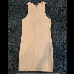 Beige dress from forever 21